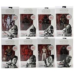 Star Wars Rise Of Skywalker Black Series White Box First Edition Case Wave 1