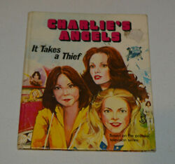 Charlieand039s Angels Uk Hardcover Childrensand039 Book It Takes A Thief Stafford Pember