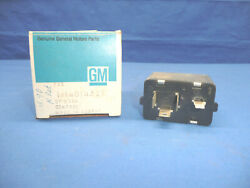 Nos Gm 1980 Chevy C10 Gmc Truck Auxiliary Tank Switch Relay Sct6