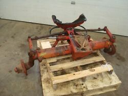 1979 International Ih 1486 Tractor Wide Front End