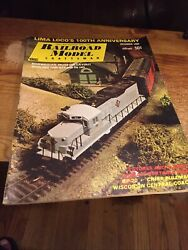 Railroad Model Craftsman December 1969 Magazine/ Great Adds And Features