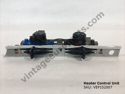 Used Heater Control Unit Light Assembly Fits Mercedes W113 250sl 280sl