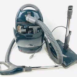 Kenmore 116 Progressive Hepa Canister Vacuum W/ Hose Powermate And Attachments