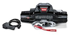 Warn 8000 Lb Jeep Truck And Suv Premium Series Zeon 8-s Winch 12v Synthetic Rope