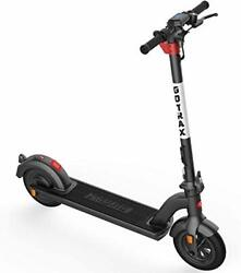 Gotrax G4 Commuting Electric Scooter - 10 Air Filled Tires - 20mph And 25 Mile