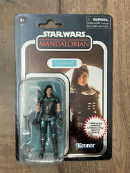 🔥star Wars Vintage Collection Cara Dune Carbonized 3.75 Gina Carano Toy Figure