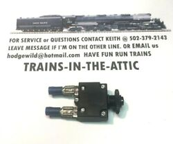Lionel And Mth Track Layout 5amp Circuit Breaker Protect Your Modern Engines