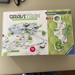 Ravensburger Gravitrax Obstacle Course Set - With Over 150 Elements New Sealed