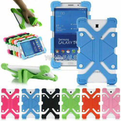 Kids Flexible Shockproof Silicone Case Cover For Samsung Galaxy Tab S 10.5 T800