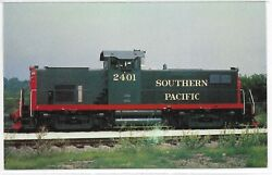 Southern Pacific Rasilroad, Number 2401, Alco C-415, 1,500 Hp