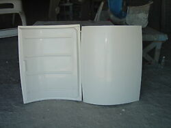 1932 Ford 3 Window Coupe Fiberglass Trunk Outside Skin And Trunk Inside Liner