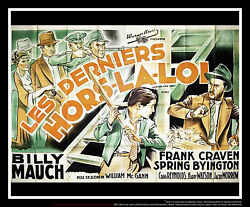 Penrod And Sam 5x8 Ft Double French Grande Movie Poster Original 1937