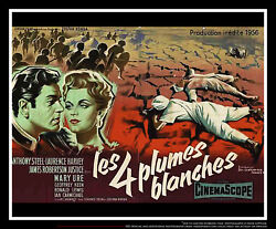 Storm Over The Nile 5x8 Ft Double French Grande Movie Poster Original 1956