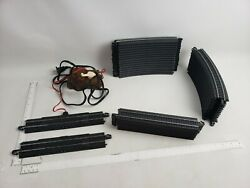 Bachmann Hobby Transformer Model 6607 With 9,18,22 Train Tracks At Ho Scale