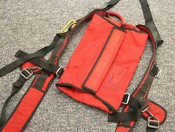German Pilot Emergency Parachute Container Mertens Made In 1999