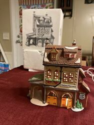 """Dept 56 - """"hather Harness""""- 5823-8 Retired Dickens Christmas Village Box."""
