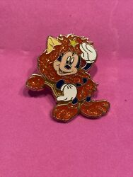 Jds 2003 Japan Disney Store Mickey Mouse Dressed As Leo The Lion Zodiac Pin Rare