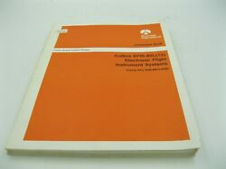 Rockwell Collins Efis-86l Instruction Book 1st Edition 523-0775164-00111a