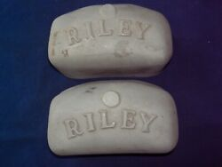 Riley Racing Ford 4 Cyl 1928-1934 Ohv Conversion Valve Covers