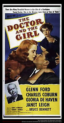 The Doctor And The Girl 41 X 81 U.s Three Sheet Movie Poster Original 1949