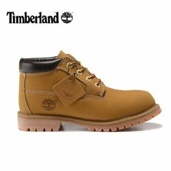 Men Classic 23065 Wheat Spring Yellow Ankle Bootsman Male Leather