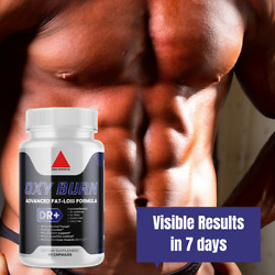 Belly Fat Burner Pills To Lose Stomach Fat Weight Loss Supplement For Men