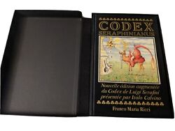Codex Seraphinianus French Introduction Signed Limited Edition