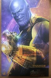 Hot Toys Thanos Marvel Avengers Infinity War 1/6 Scale Collectible Figure Mms479