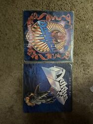 Dokken Tooth amp; Nail Back For The Attack vinyl lot $50.00