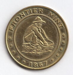 Frontier Mint Gold Panning 1867 Humpback Whale- R102