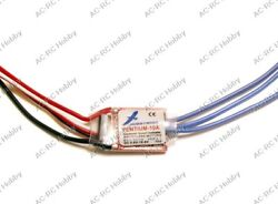 Hobbywing 10a Brushless Speed Controller Esc , 1xxy