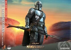 The Mandalorian And Child Star Wars 14 Hot Toys Deluxe Set Pre Order