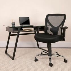 Modbig And Tall Office Chair | Adjustable Height Mesh Swivel Office Chair W/wheels