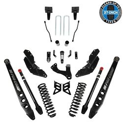 Pro Comp K4212 In Stock 4 Stage Iii 4-link Lift Kit - 17-21 Ford Super Duty