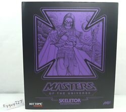 Mondo Skeletor Masters Of The Universe 1/6 Scale 12 Inch Glow In The Dark
