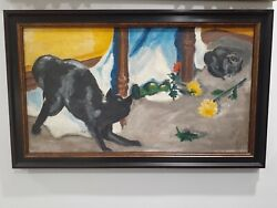 Paul Gauguin 1880and039s Oil Painting
