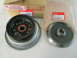 Genuine Honda 75106-758-013 75141-758-003 Pto Clutch And Pulley Set For H4514h Oem