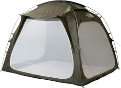 The Homestead Shelter Camping Tent Nv21904 Green Japan New