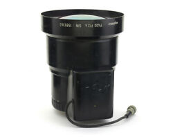 Angenieux Infra Lens 2.4/400 1565362 Unknown Mount Read