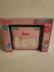 Barbie B Bright Laptop Girls Kid Computer Games Learning Unopened 2006 $74.99