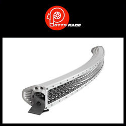 Rigid Industries Rds Pro 50 393w Dual Row Spot Led Light Bar In White - 875213