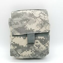 Usaf Acu Dflcs Small Utility Pouch 100 Saw Molle Df-lcs Universal Camouflage