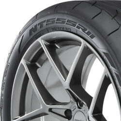 4 New 305/50r20 116v Nitto Nt555rii Specialty Ultra High Performance Sport Tires