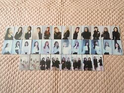 Monthly Girl Loona 1st Mini Album Repackage X X Photocard Kpop Butterfly