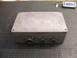 Genuine Oem Grove Manlift Box Assembly-electrical Junction Box 6176002230