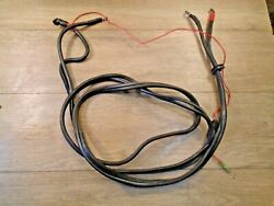 Nissan Tohatsu 40-70 Hp Outboard Marine Battery Cables 3a3761200