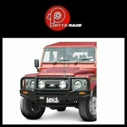 Arb 3432300 - Fits 1985 On Land Rover Defender 90,110,130 Deluxe Bull Bar