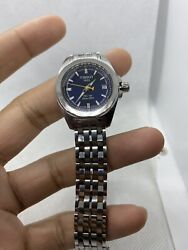Tissot 1853 Prc 100 P830/930 Stainless Steel Ladies Watch With Date