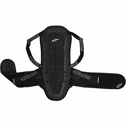 Alpinestars Adult Bionic Air Black Small Back Protector