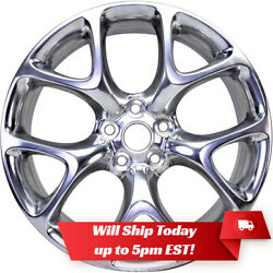 New 20 Bright Polished Alloy Wheel Rim For 2011-2017 Buick Regal - 4109